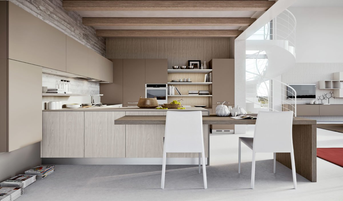 Colori Pareti Cucina : Colore pareti cucina