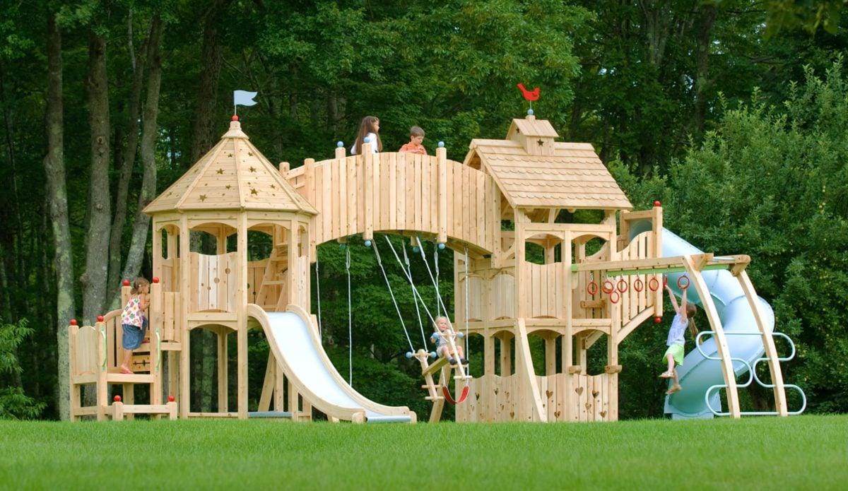 Giochi Per Bambini In Giardino giochi in legno per bambini da esterno