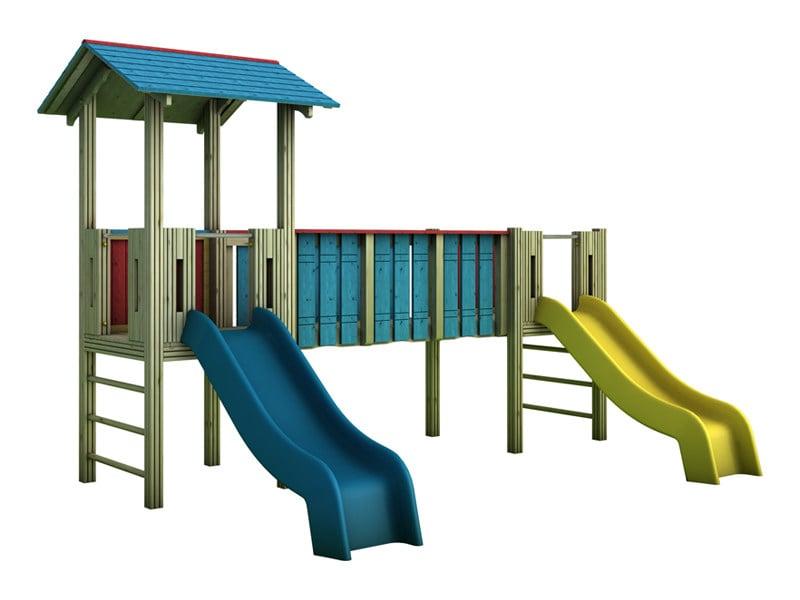 Giochi in legno per bambini da esterno
