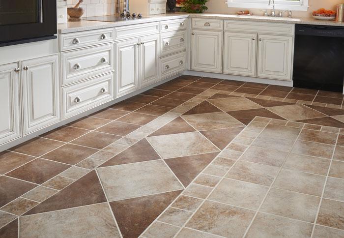 cucina-pavimento-ceramica-geometrie