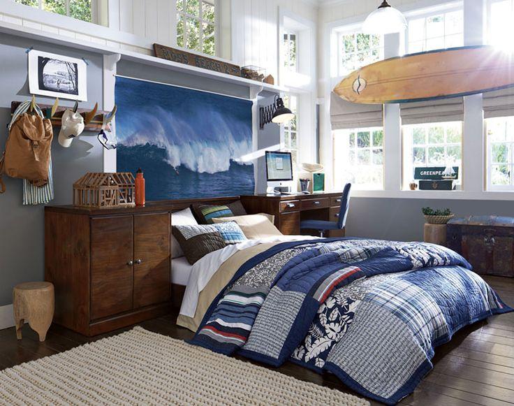 stile-marinaro-camera-letto-coperte