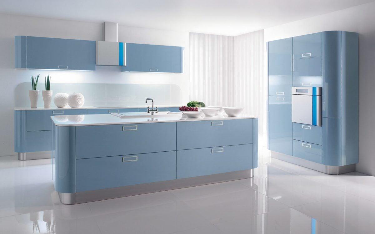 cucina-moderna-azzurro