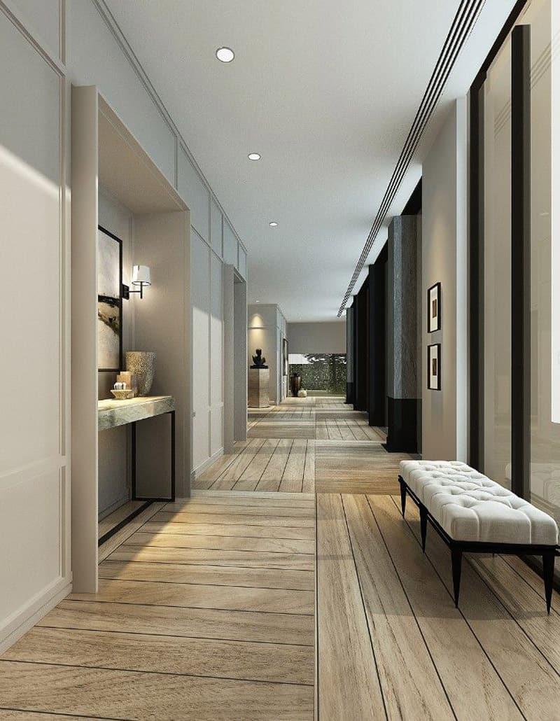 abbellire-corridoio-pavimento