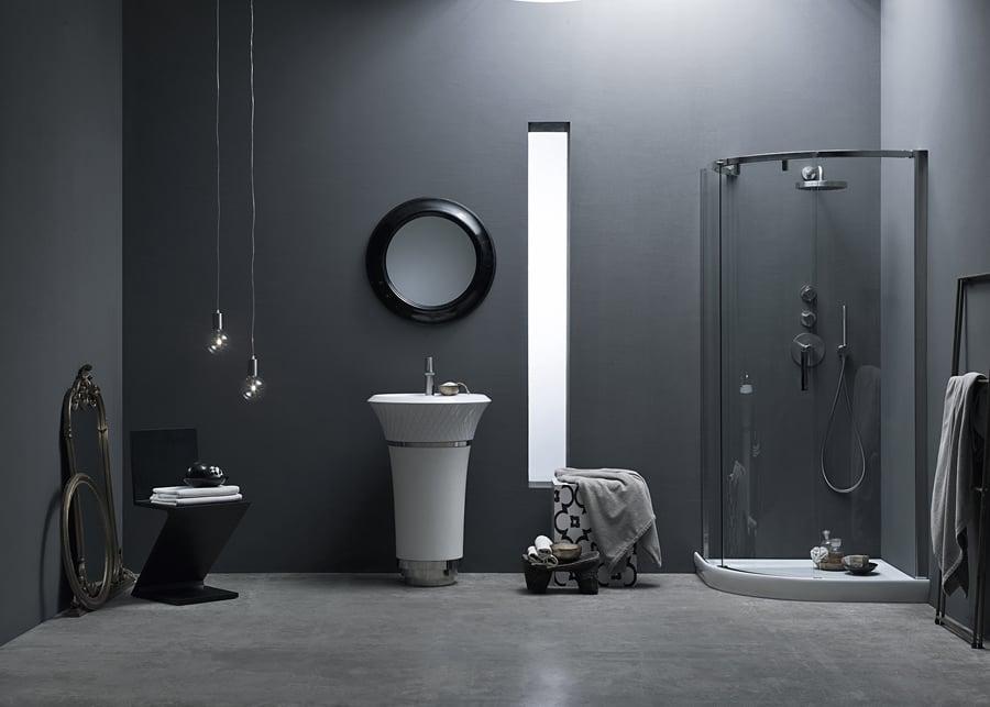 Arredo Bagno Design Piccolo : Come arredare un bagno piccolo quadrato