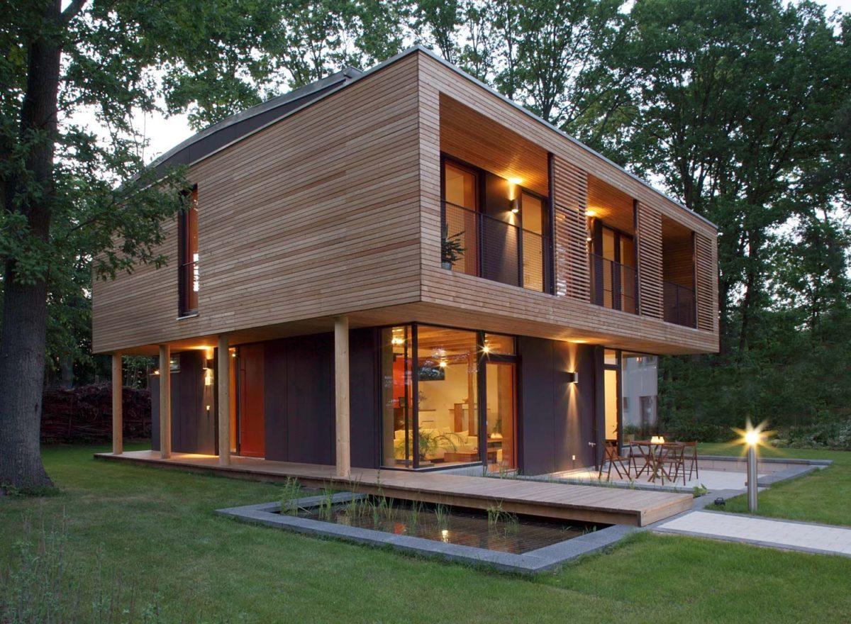 Costruire e vivere in una casa in legno - Vorrei costruire una casa in legno ...
