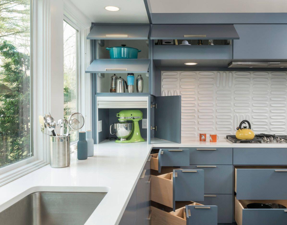 cucina-ad-angolo-cassettiera
