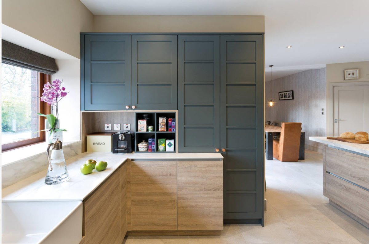 Cucina su misura come progettare ed organizzare - Come progettare una cucina ad angolo ...