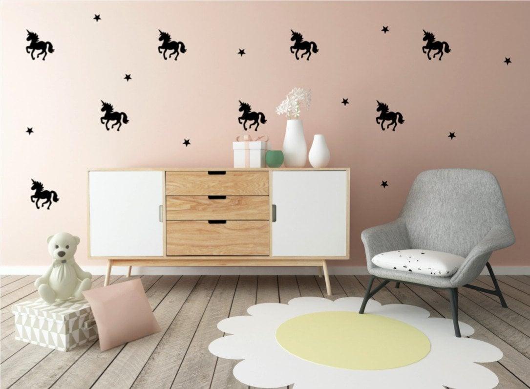 Come Tappezzare Un Muro decorazioni adesive per pareti