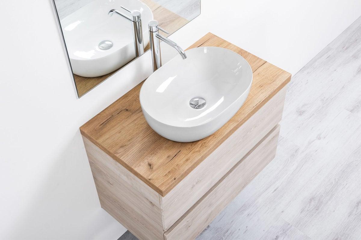 Piano Per Lavabo Da Appoggio lavabo da appoggio per abbellire un bagno