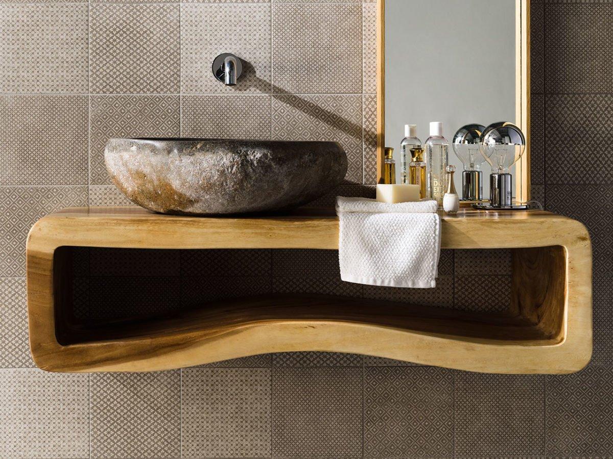 Lavabo da appoggio per abbellire un bagno for Prezzi lavabo bagno