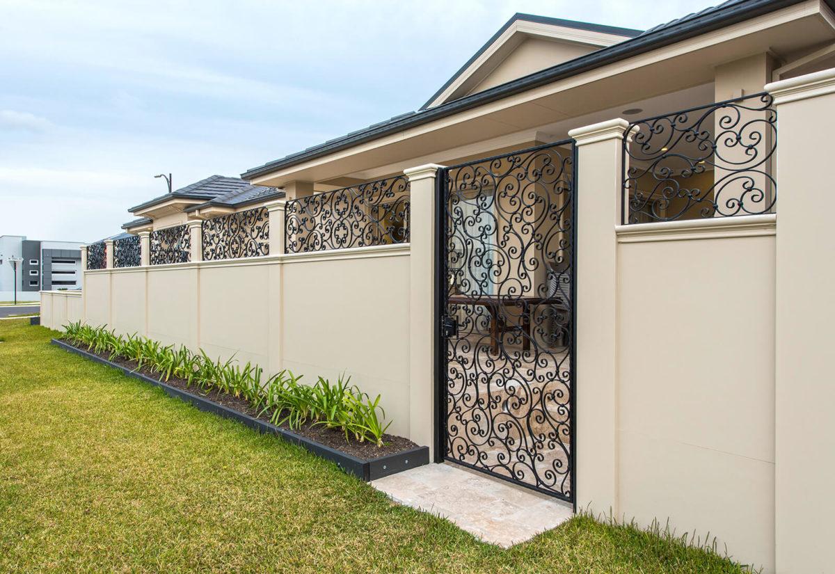 recinzioni moderne per esterni