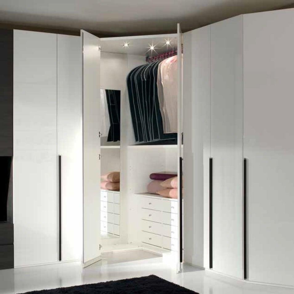 Armadio A Muro Interno come scegliere armadio perfetto per stanza