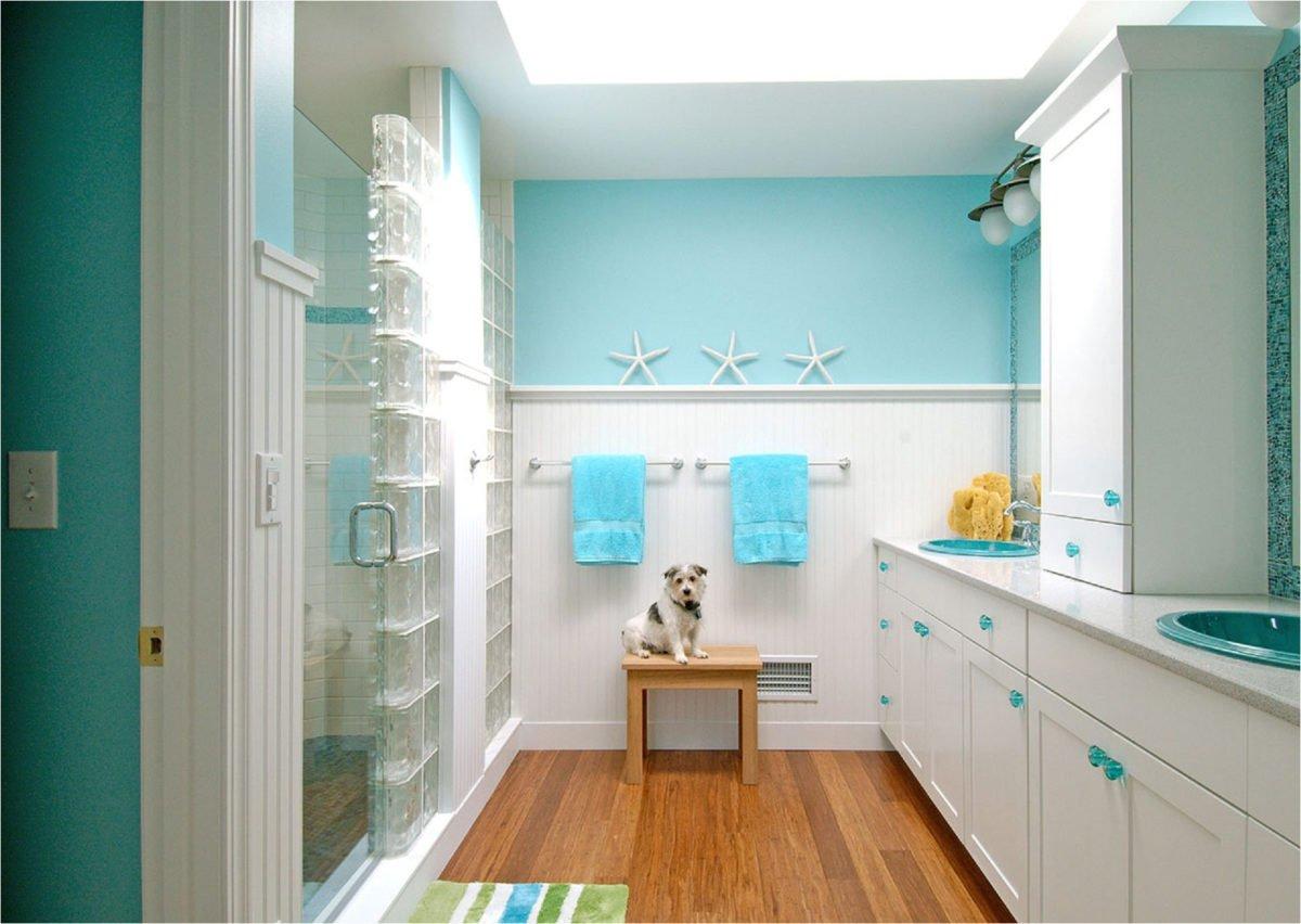 beach decor ideas Inspirational Ocean Themed Bathroom Mirrors Washroom Decor Coastal Style Bathroom