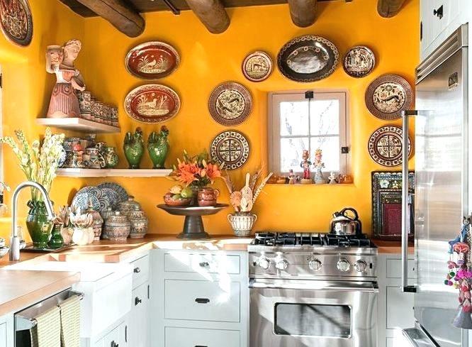 stile-messicano-cucina-decorazioni-piatti