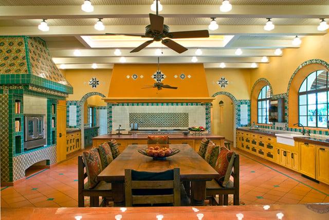 stile-messicano-cucina