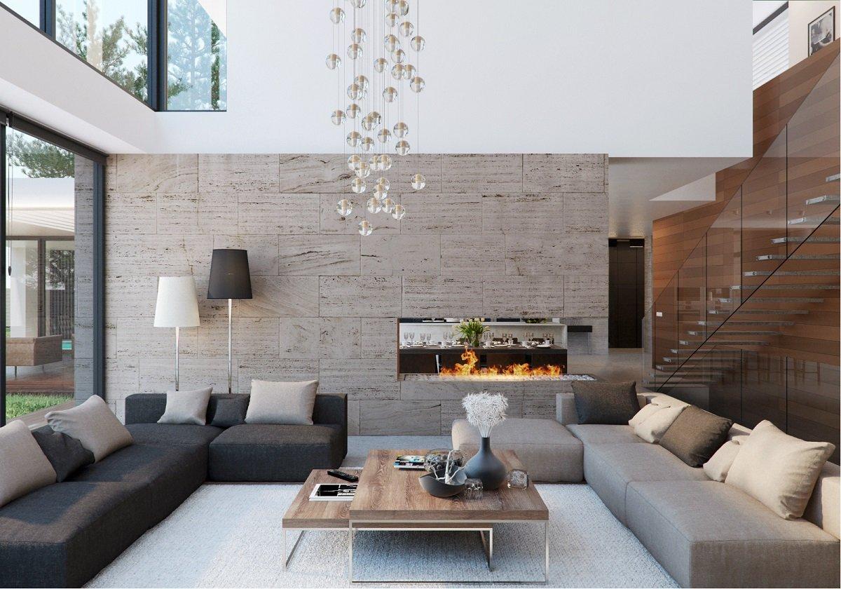 Arredamento Casa Moderno arredare casa in stile moderno: errori da evitare