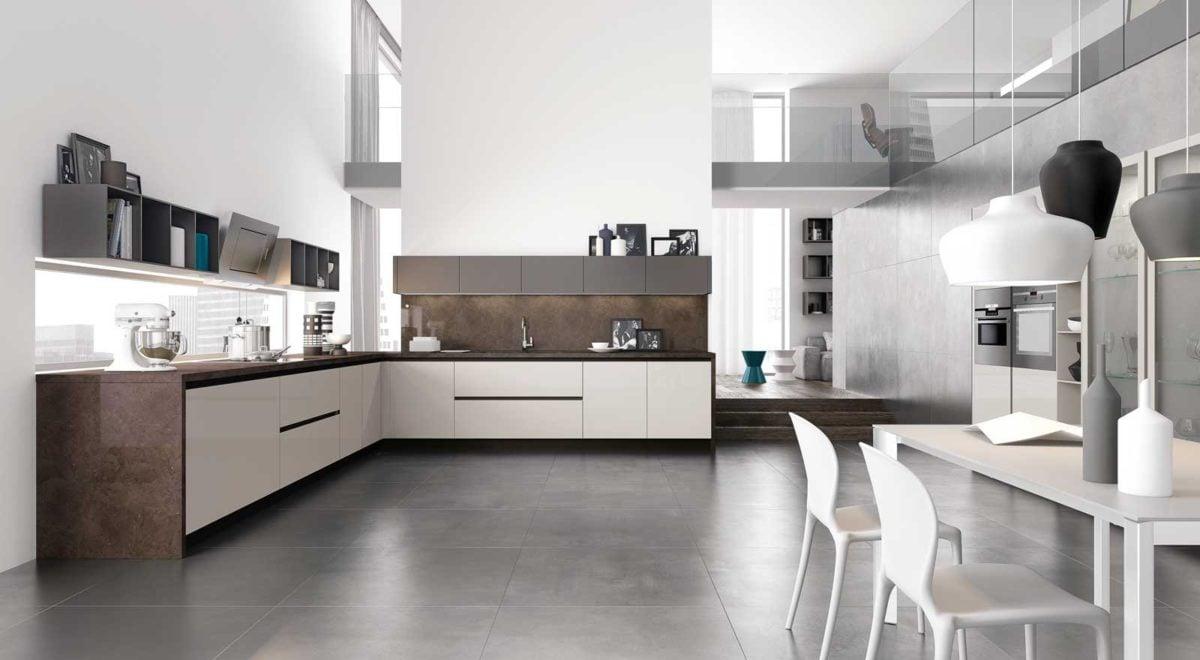 Progettare ed arredare una cucina ad angolo da sogno - Come comporre una cucina ...