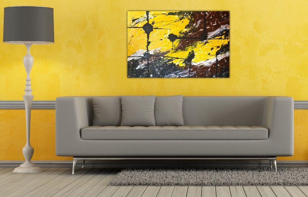 pareti-soggiorno-gialle