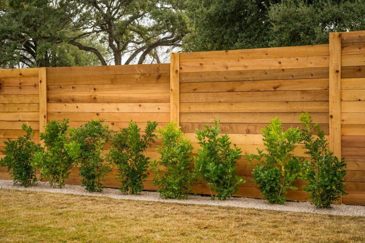 Recinzioni Per Giardino In Legno.Recinzioni Moderne Per Esterni