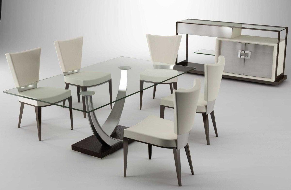 Tavoli Eleganti Sala Da Pranzo come arredare sala da pranzo moderna idee