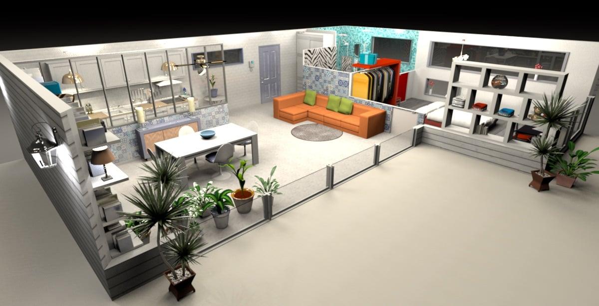 Arredare e progettare casa in 3d programmi semplici for Casa interni design