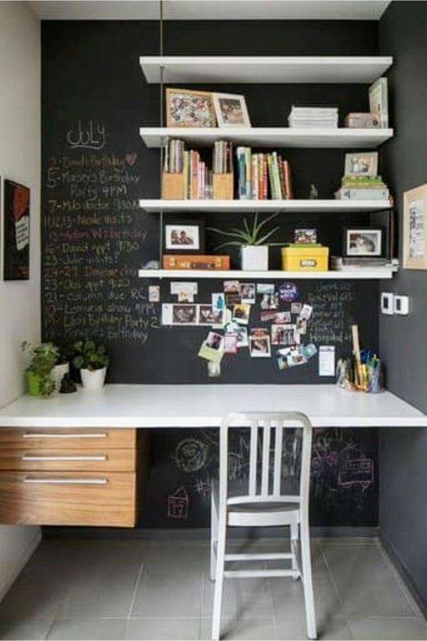 abbellire-scrivania-lavagna