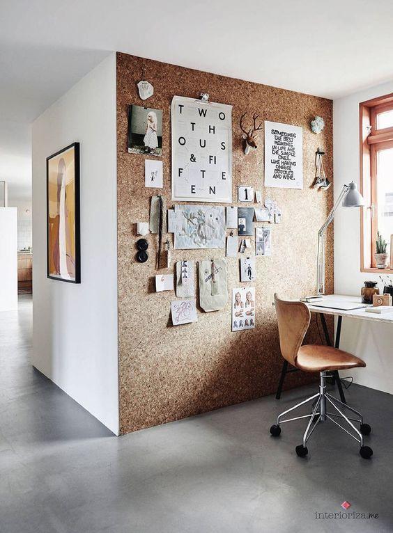 abbellire-scrivania-parete-postit