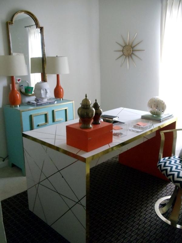 abbellire-scrivania-tinteggiatura