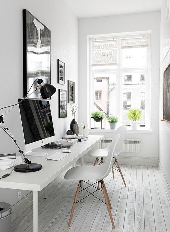 abbellire-scrivania-total-white-bianco