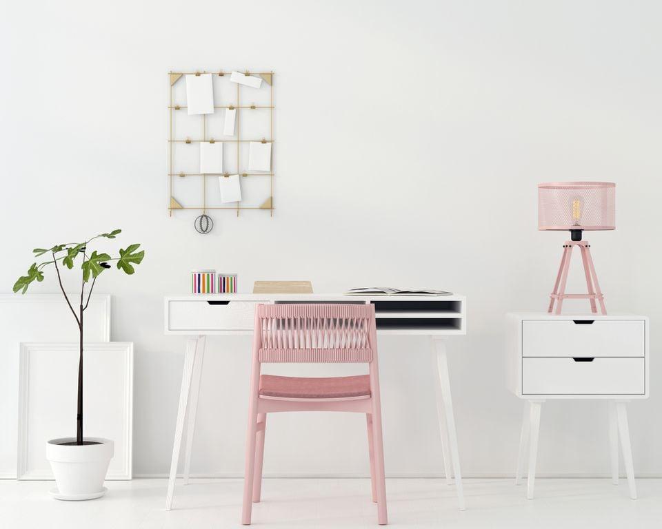 abbellire-scrivania-total-white
