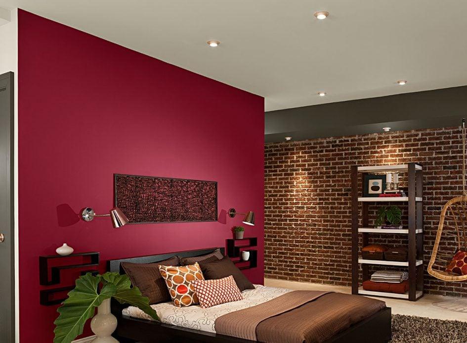 Camera Da Letto Ciliegio.Colore Ciliegia Come Usarlo Per Arredare Casa