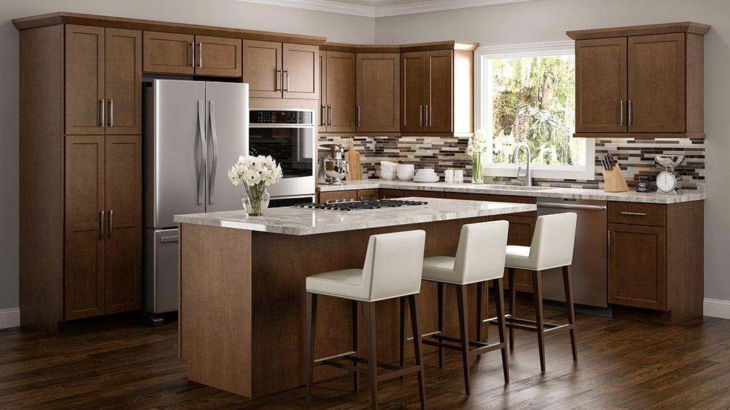 colore-marrone-cucina-classica