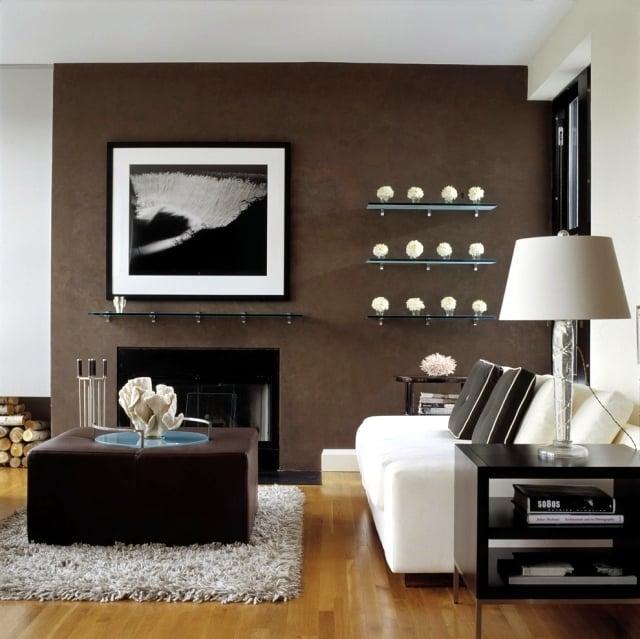 colore-marrone-parete
