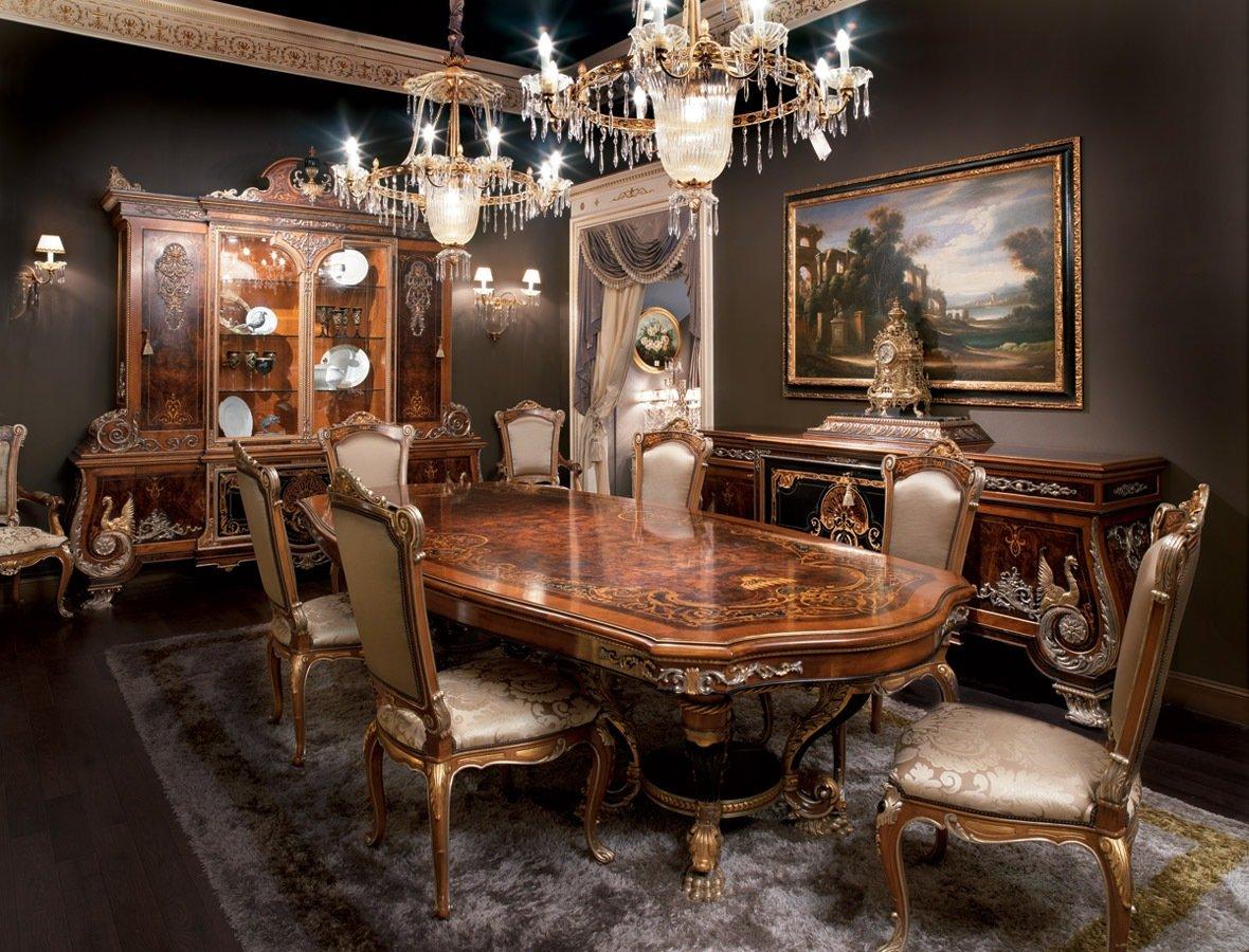Divano E Tavolo Insieme sala da pranzo classica come arredare con stile