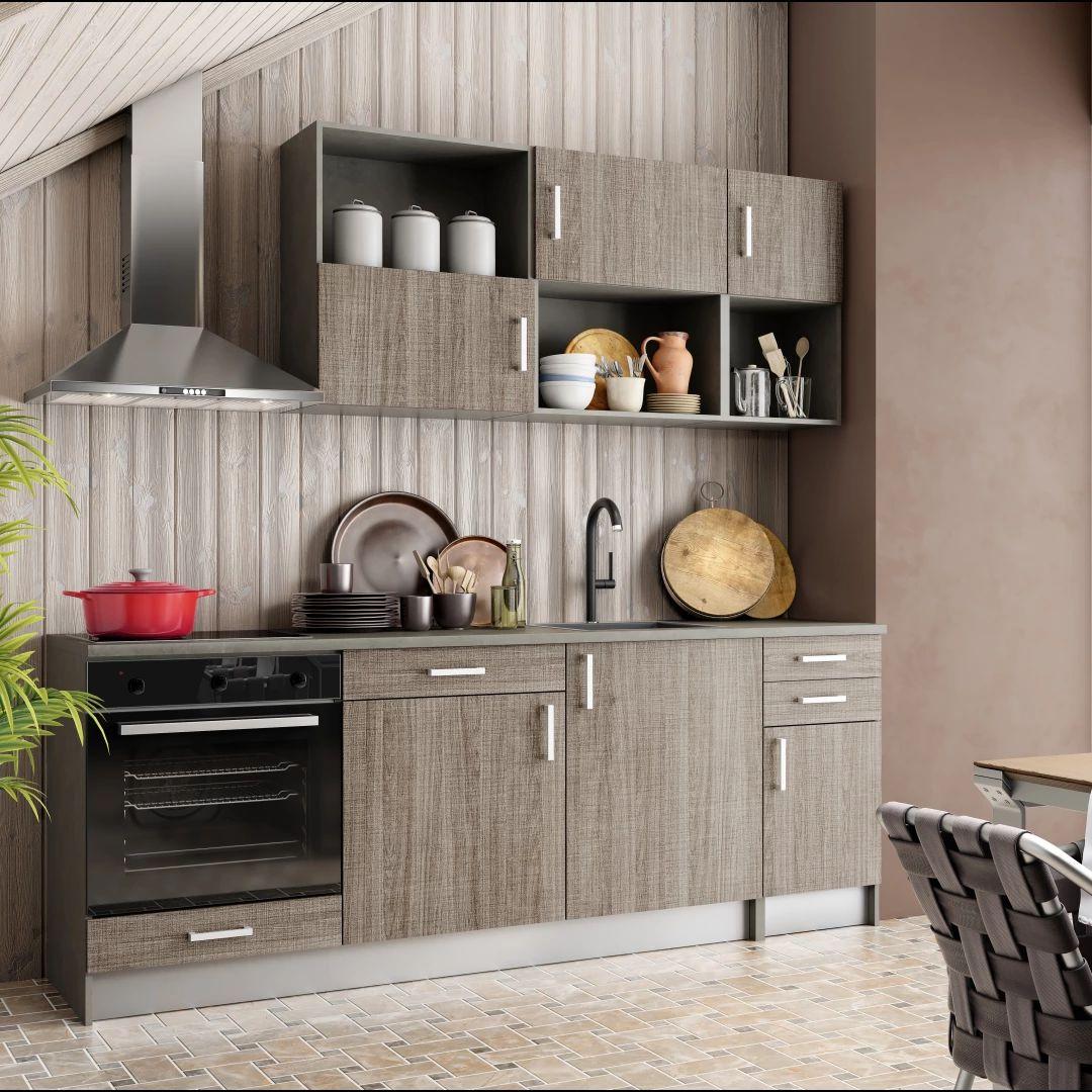 Cucine Componibili Fai Da Te.Leroy Merlin Catalogo Cucina 2019