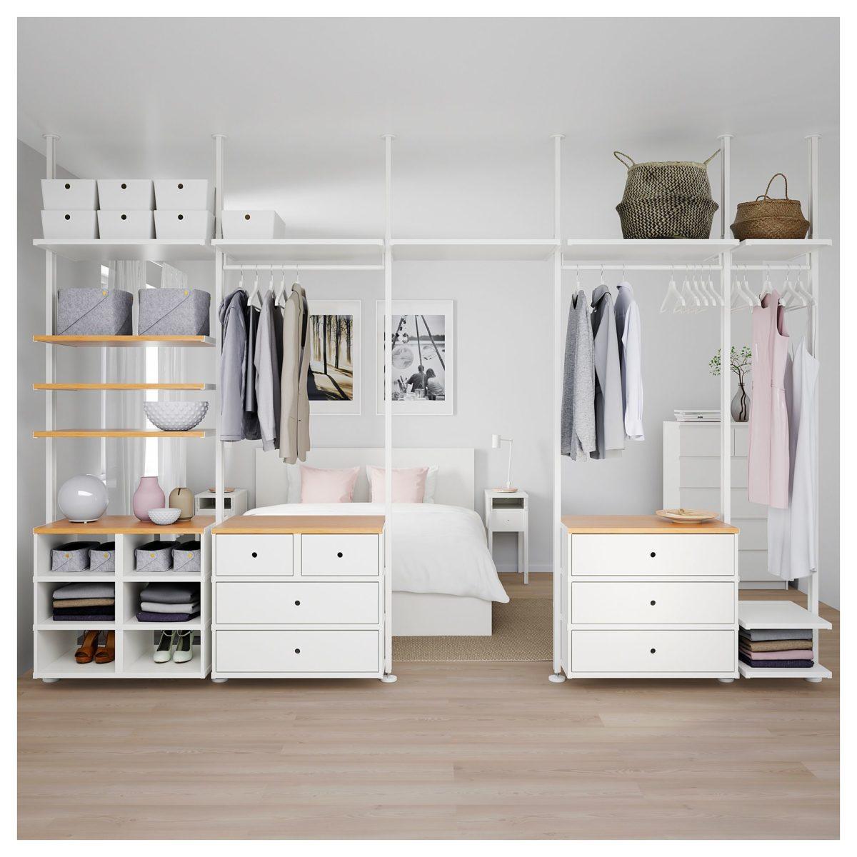 Ikea Armadi E Guardaroba.Catalogo Camere Da Letto Ikea 2019