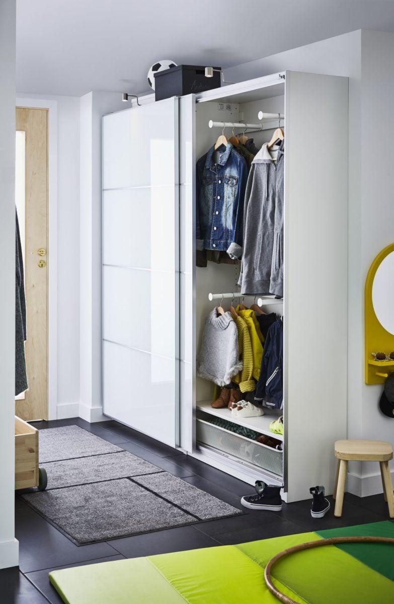 Cabina Armadio Ikea Prezzi.Catalogo Camere Da Letto Ikea 2019