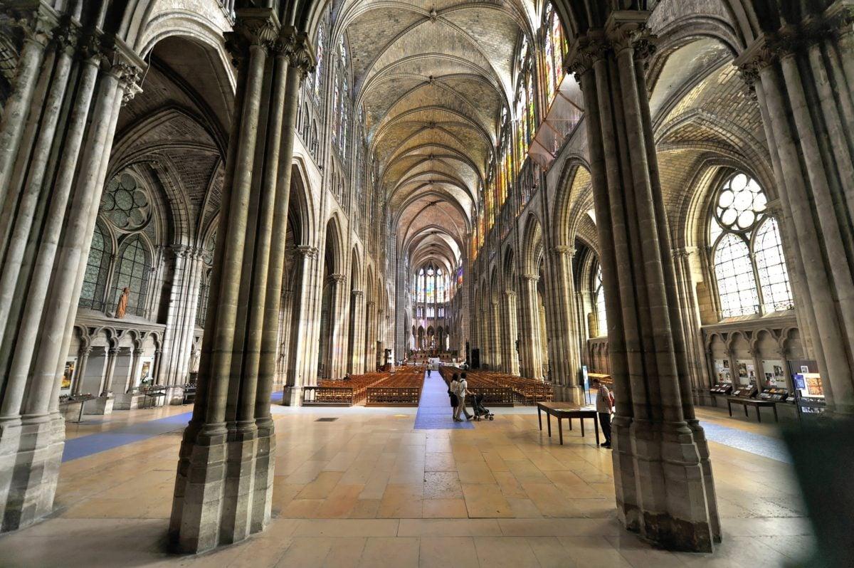 Saint Denis – La Basilique