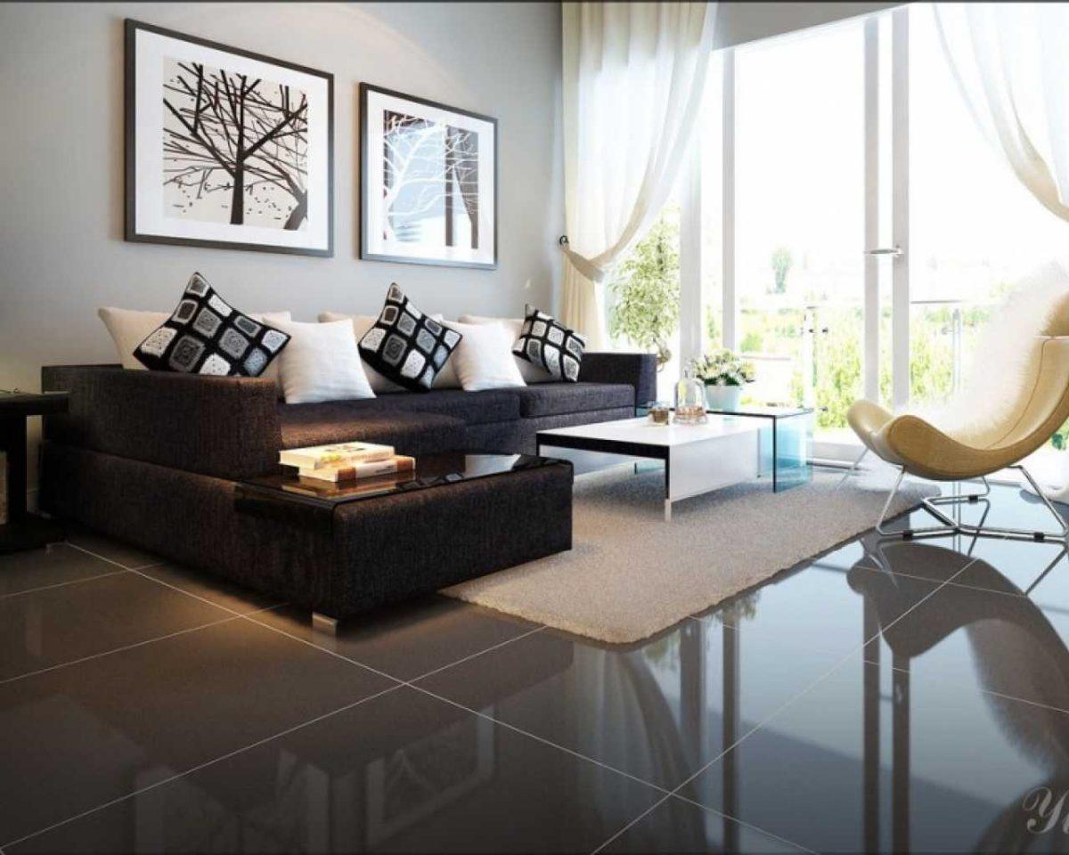 soggiorno-ferro-divano-nero