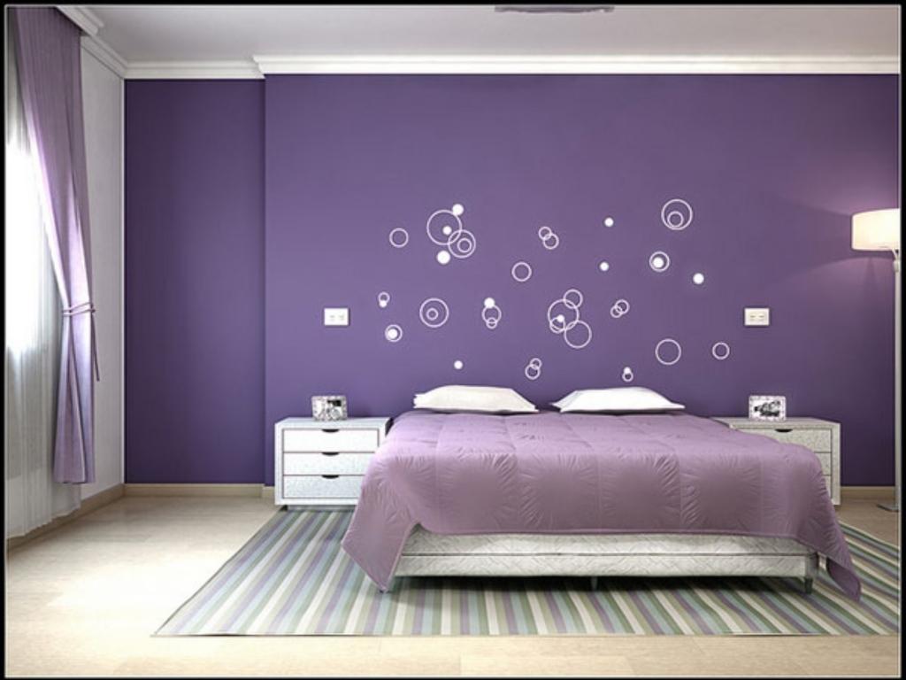 Colore lilla come usarlo per arredare casa - Colore per casa ...