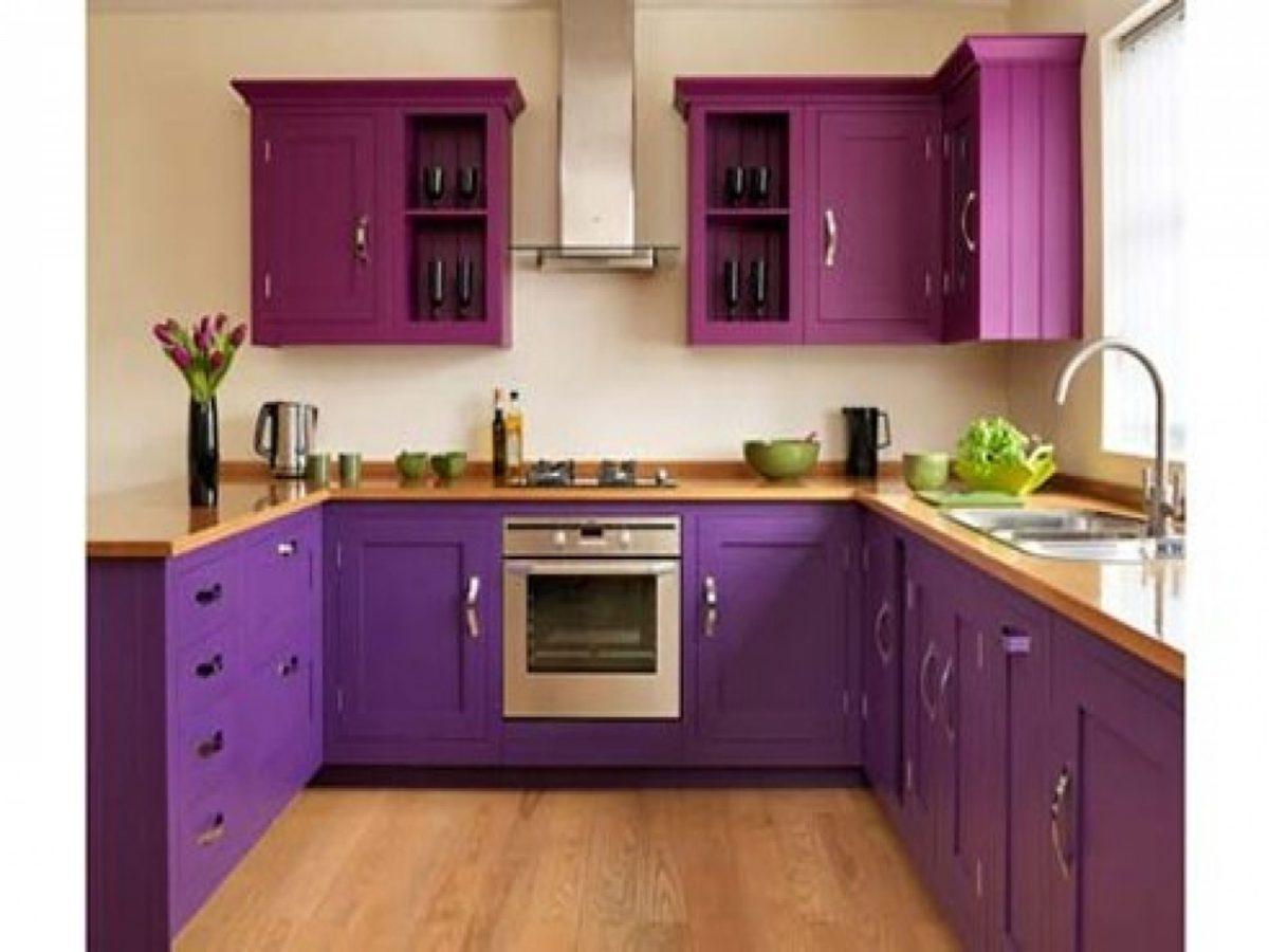 colore-lilla-cucina