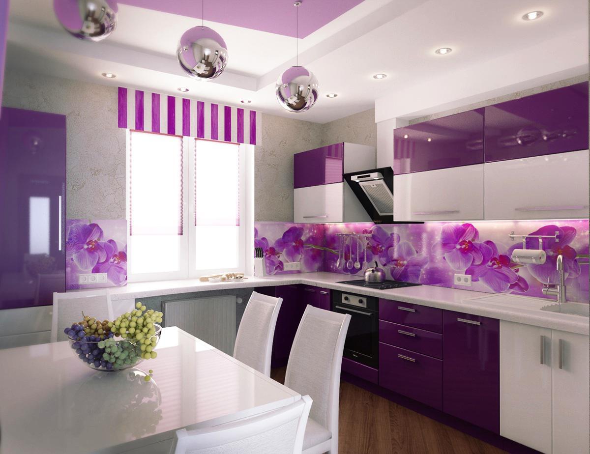 Delicato Colore Viola Pallido colore lilla come usarlo per arredare casa