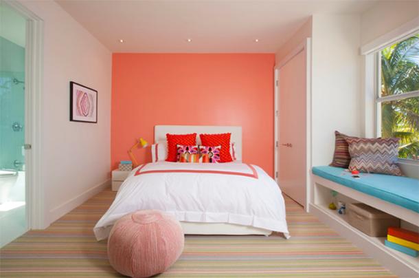 colore-pesca-camera-da-letto