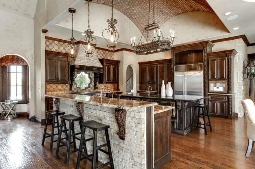 cucina-stile-medioevale-rustico-moderno