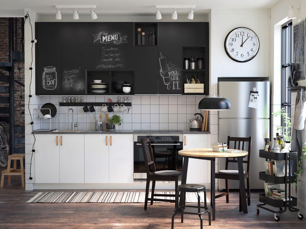 Cucina Industriale Ikea.Catalogo Cucine Ikea 2019