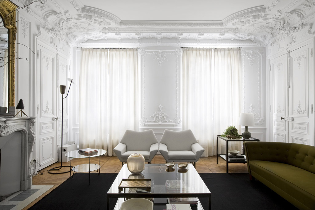Stile francese parigino come arredare casa for Arredamento stile parigino