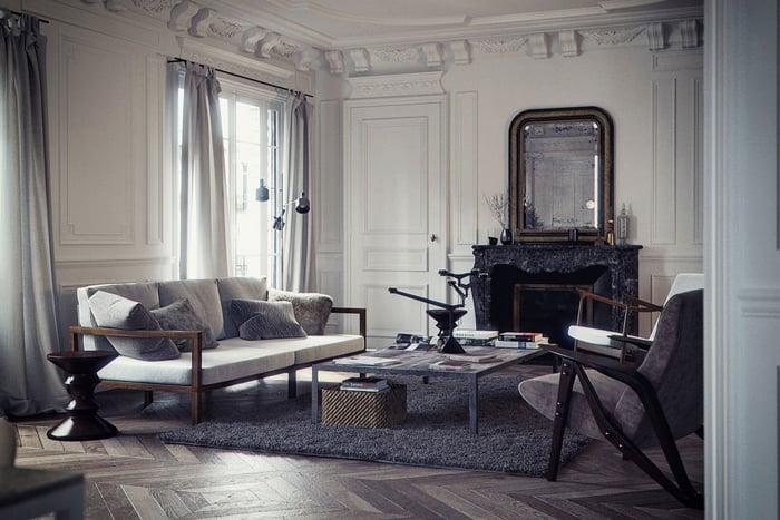 stile-francese-parigino-soggiorno