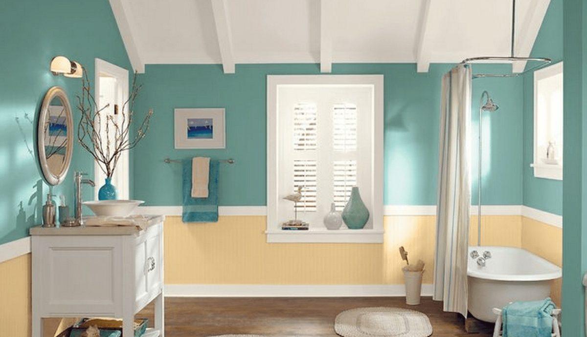 Arredare casa con il color acquamarina