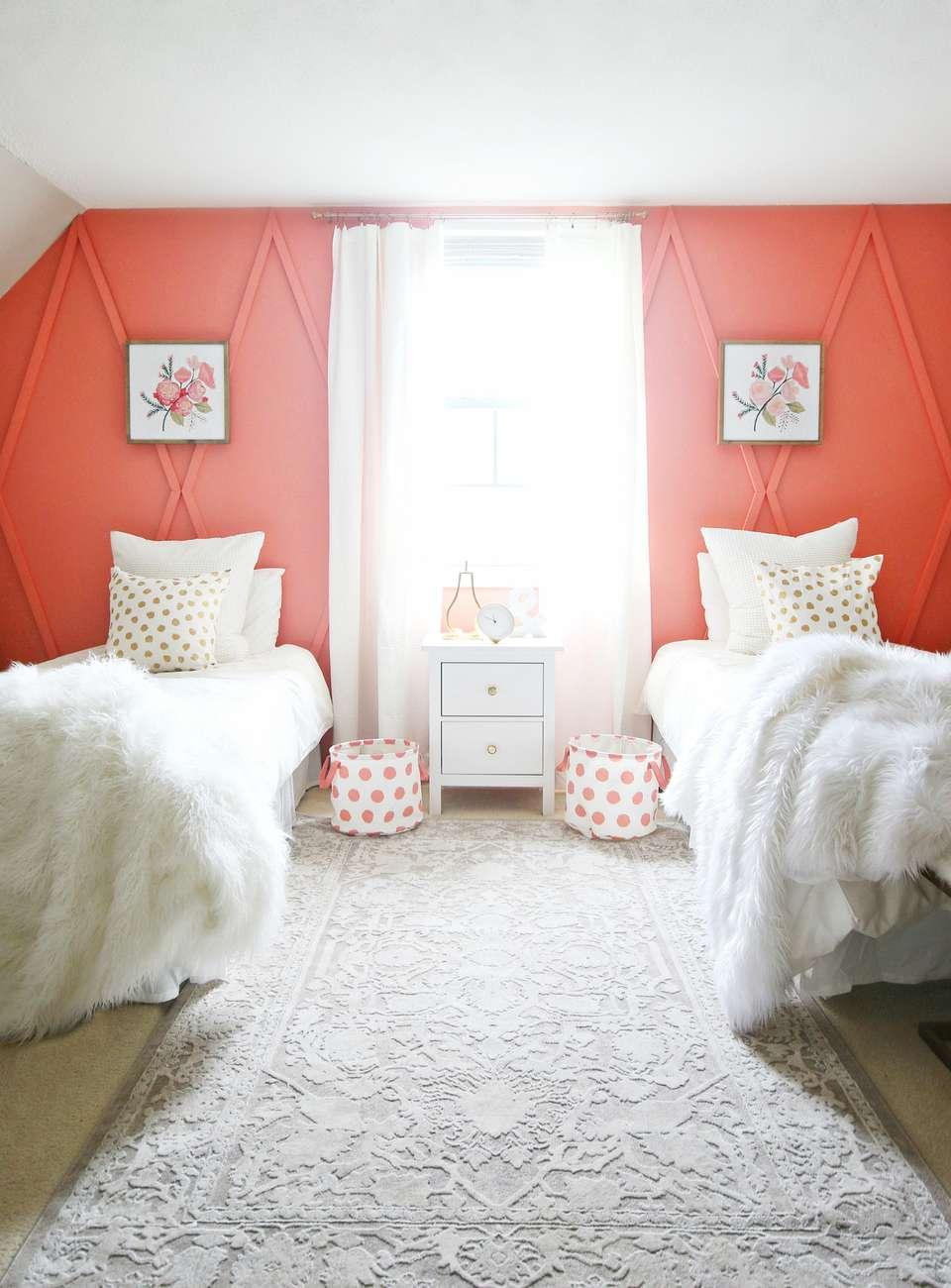 Feng shui colori ideali per la camera da letto: armonia e benessere