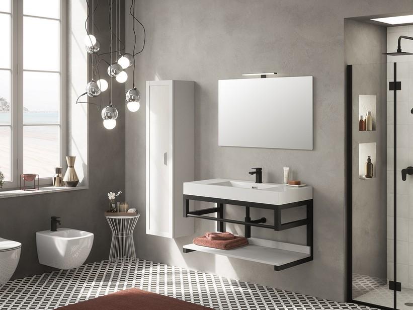 purestone-nero-bianco-frassino-lavabo-lucido
